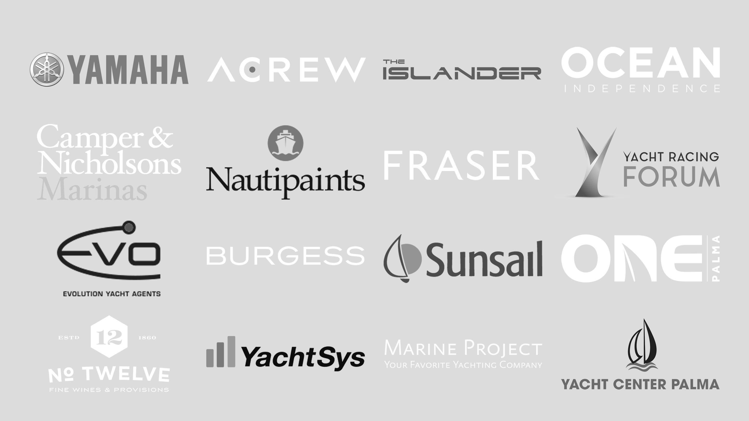 YACHTFILMs Marine Industry credits: Burgess, Fraser, Ocean Independence, Sunsail and more